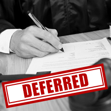 Deferred Adjudication